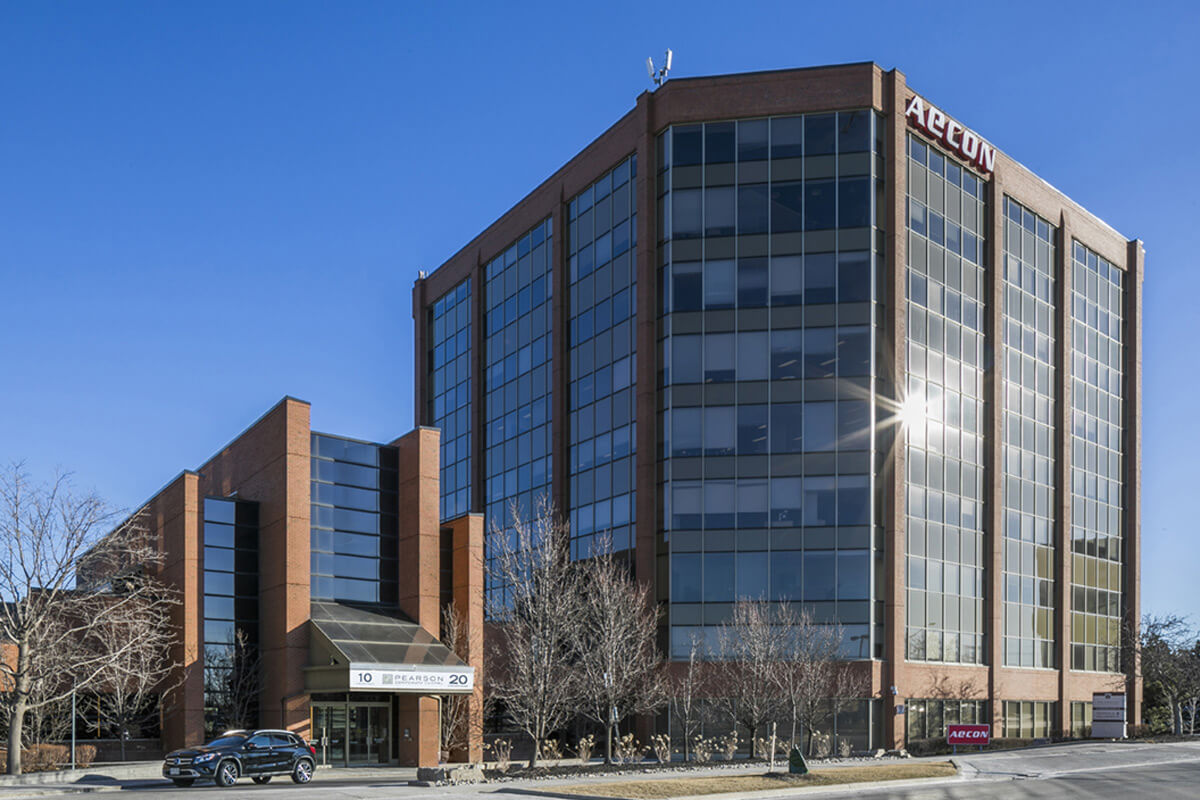 CREST Award: Leadership in Energy Management - 150,000 to 250,000 sq. ft.