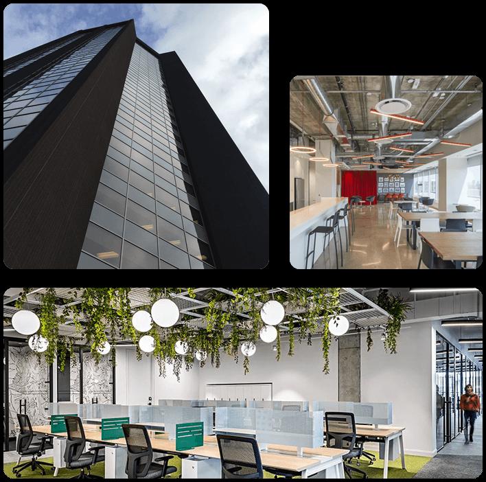Efficient High Performance Buildings